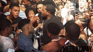 NBA Youngboy Fight in Richmond VA | Shot By @KEEEZYMAY (REAL FULL VIDEO) CLEAR FOOTAGE (BIG BRAWL)