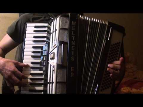 Cipuleńka wykonanie akordeon