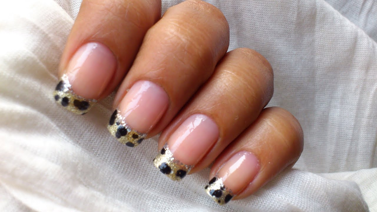 Cute White French Tip Nail Designs Splendid Wedding Company