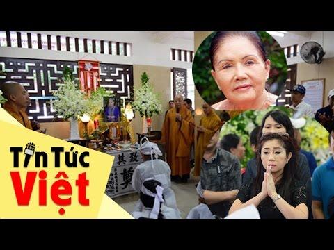 Tin Tức Việt | Đám tang NSƯT Út Bạch Lan