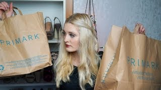 MakeupByJuliane – PRIMARK & Black Friday Haul