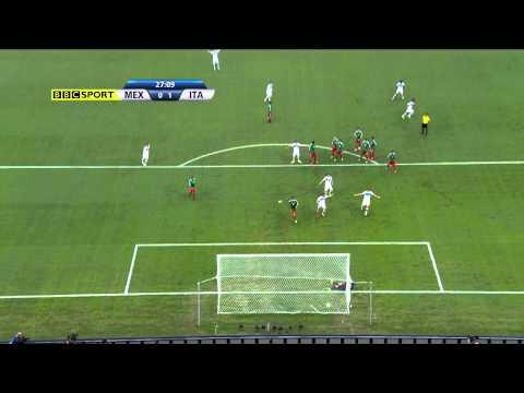 Andre Pirlo vs Mexico