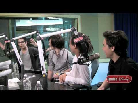Allstar Weekend Tales of Prom Gone Wrong on Radio Disney's Take Over with Ernie D.