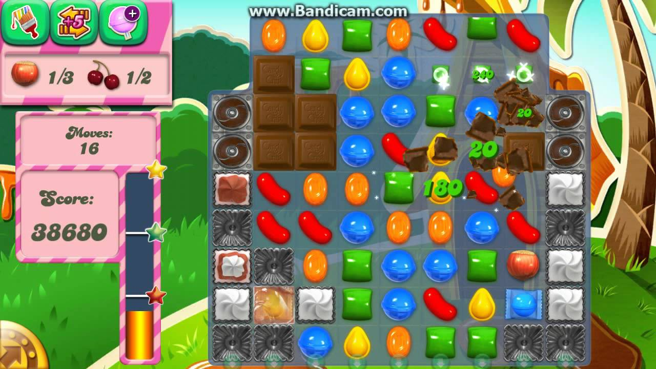 How To Beat Candy Crush Saga Level 185 1 Stars No Boosters 103