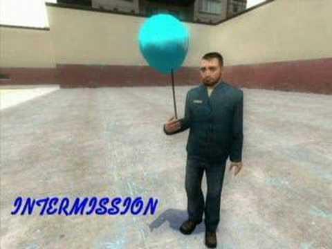 Half Life 2 Bananaphone Ражака сделаная в Garry's mod