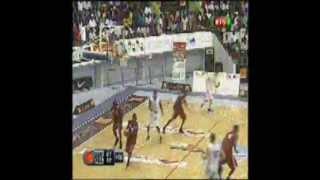 Préparation Afrobasket - Senegal 81-57 France