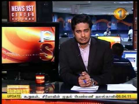 SHAKTHI BREAKFAST news 1st - 10.01.2014 6 am