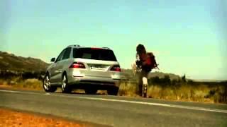 'Попутчик'  Реклама Mercedes Benz М Класса
