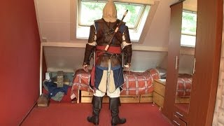 Edward Costume (AC4:BF): Full Costume
