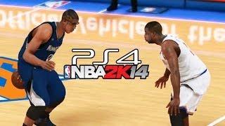 PS4 NBA 2K14 Tutorial: Do The Park Moves/Streetball Moves