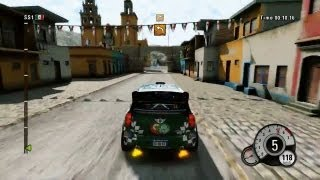 WRC 3 Gameplay : Mexico !