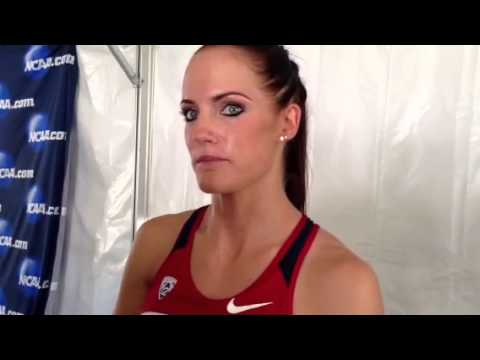 Georganne Moline 6-5-13 By Arizona Athletics