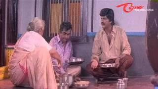 Mohan Babu  Brahmanandam Comedy Scene