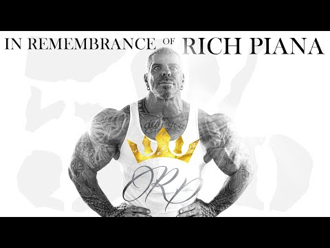 In Remembrance of Rich Piana - 3 Years - Motivation From Above