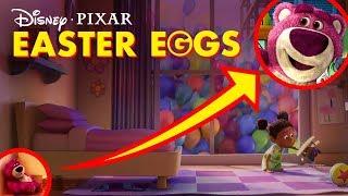 Pixar Easter Eggy