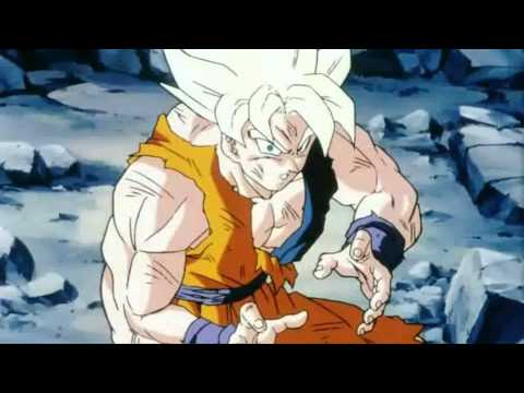Z Fighters Goku vs Broly Full Fight - 55 Escape Amv HD 1080p