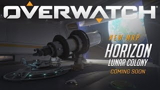 Overwatch - New Map Preview: Horizon Lunar Colony