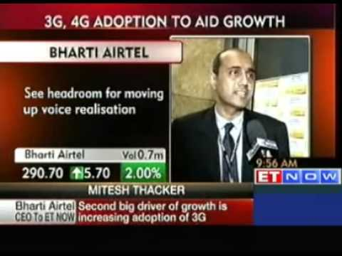 Not unduly concerned about debt on books : Bharti Airtel
