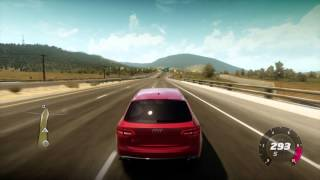 Forza Horizon Audi RS4 Avant 2013 Gameplay HD