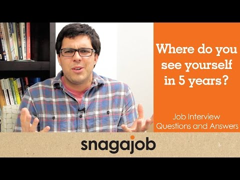 JOB INTERVIEW Questions And Answers (Part 1