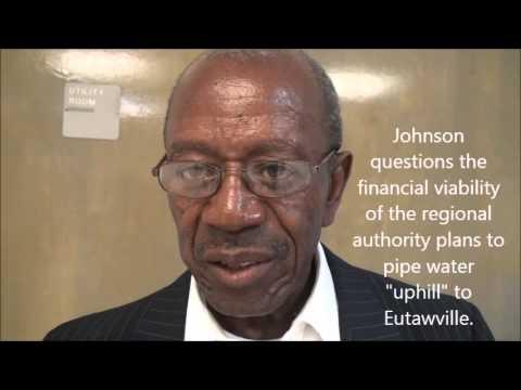 Eutawville Mayor-Elect Jeffords Johnson