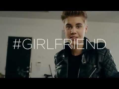 Justin Bieber GIRLFRIEND Fragrance Teaser! - Video