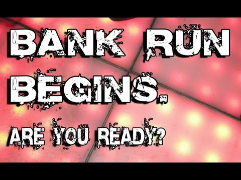 BANK RUN Begins in Ukraine! Bailout or Default?