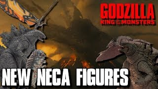 NEW NECA Figure Reveals - Godzilla: King Of The Monsters