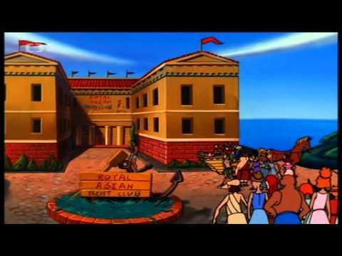Herkules a poseidonov poh�r