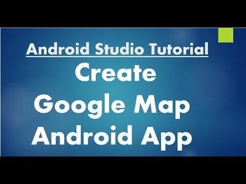 Google Maps Tutorial - Google Maps Tutorial : Part 1