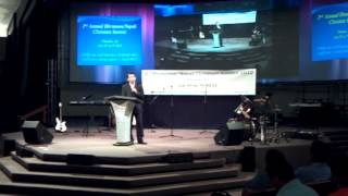 Pastor Lazarus Thulung Friday Evening Message Part 1