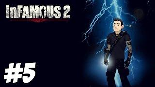 """Moldoveanu Joaca: inFAMOUS 2 #5 """"Salvarea lui Kuo"""""""