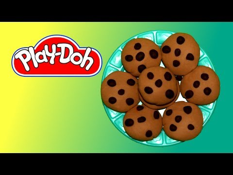 How to make  Chocolate Chips out of Play-Doh