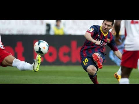 Lionel Messi ► The Genius Of Passing