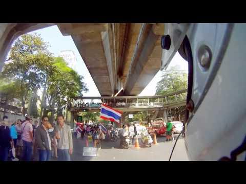 Thailand protest 2014