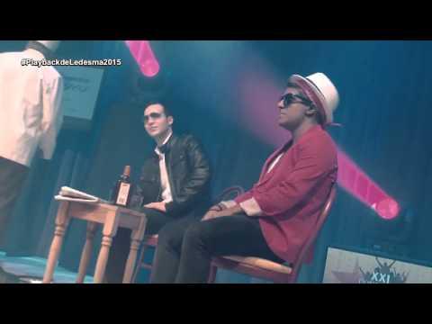 BRUNO MARS & MARC ROBSON   Uptown Funk - XXI Playback de Ledesma 2015