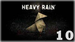 Heavy Rain. Серия 10 - Новые зацепки.