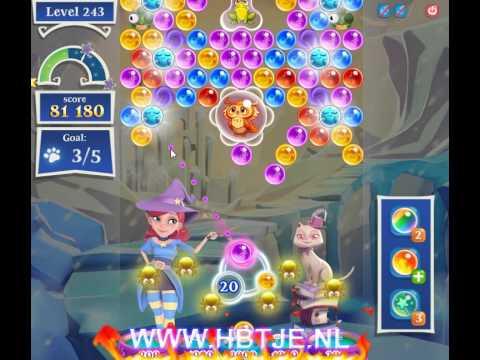 Bubble Witch Saga 2 level 243