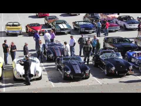 Cobra, Classic, and Hot Rod Rally Run Honoring Our Military Heroes