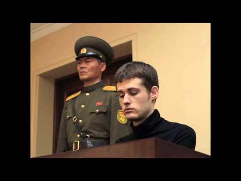 North Korea sentences American to six years hard labor
