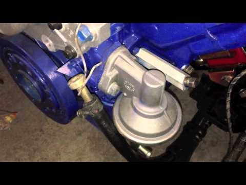 351 Windsor 351 Cleveland how to recognize your engine Ford Mustang Restoration