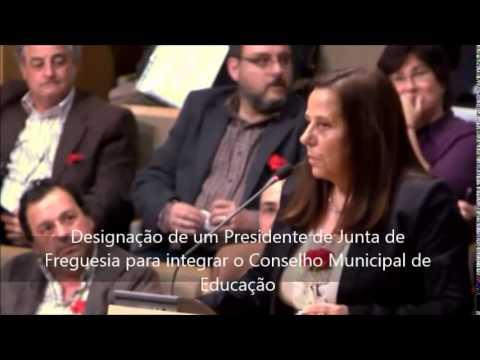 2014/04/23 - Fernanda Goncalves sobre a designação de um Presidente de JF para o CME