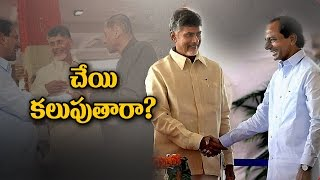 Governor invites Chandrababu, KCR for President's Party
