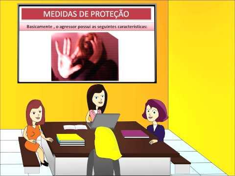 Vídeo Cartilha Violência contra a Mulher