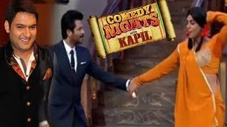 Comedy Nights With Kapil Anil Kapoor SPECIAL EPISODE 21st