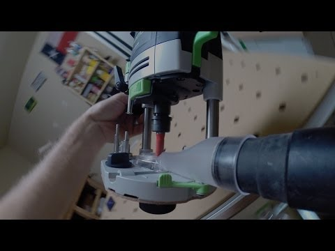 Edge Banding with FESTOOL