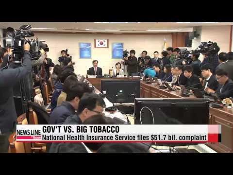 NHIS files complaint against three tobacco companies