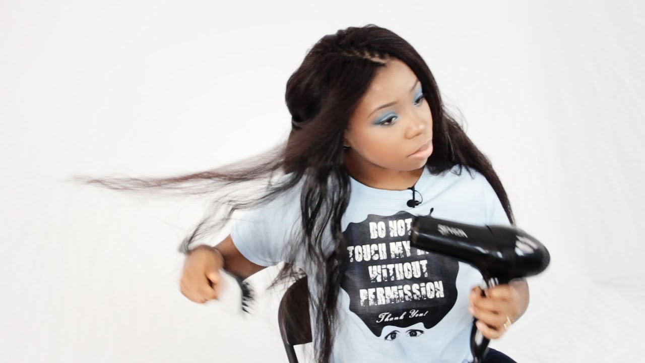 Can I Straighten My Synthetic Hair Extensions 41