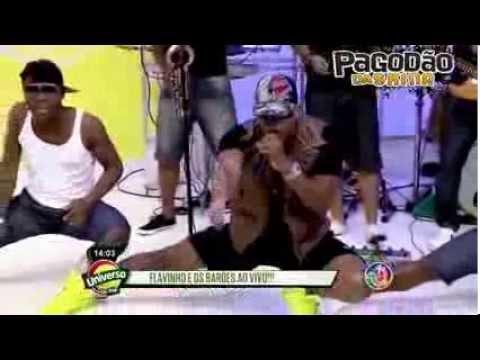 Flavinho e Os Barões - Kika no Calcanhar - Universo Axé - 30/01/2014