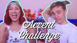ACCENT CHALLENGE w/ BrizzyVoices